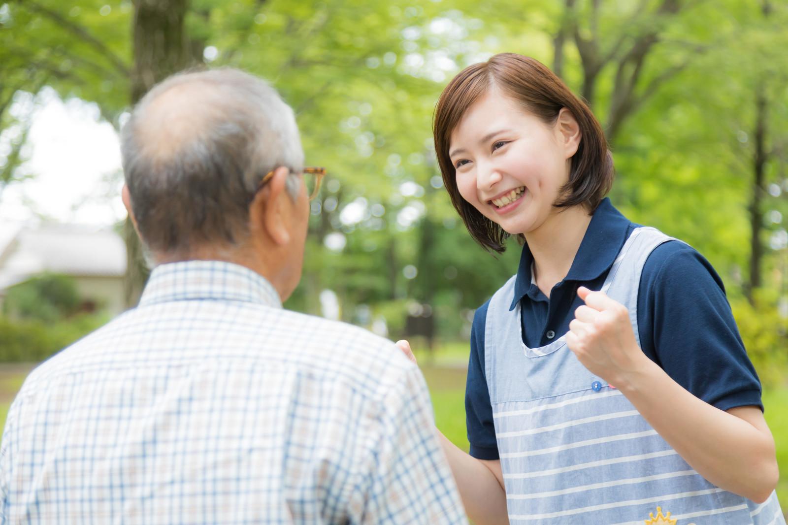 神戸市長田区ペーパードライバー30代女性介護職